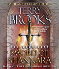 The Annotated Sword of Shannara Cover