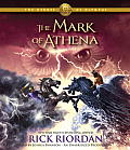 Heroes of Olympus #03: The Mark of Athena Cover