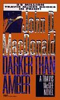 Darker Than Amber (Travis McGee Mysteries) Cover