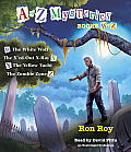 A to Z Mysteries: Books W to Z Cover