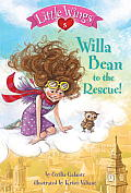 Little Wings #5: Willa Bean to the Rescue! (Stepping Stone Book) Cover
