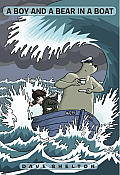 Boy & a Bear in a Boat