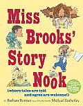 Miss Brooks' Story Nook: Where Tales Are Told and Ogres Are Welcome