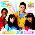 Meet the Fresh Beats! (Nickelodeon the Fresh Beat Band) (Pictureback) Cover