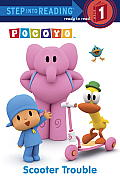 Scooter Trouble (Pocoyo) (Step Into Reading)