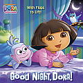 Good Night, Dora! (Dora the Explorer) (Pictureback) Cover
