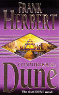 Chapterhouse Dune dune 06 Uk Edition