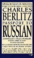 Passport to Russian (Berlitz Travel Companions)