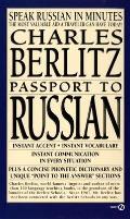 Passport to Russian (Berlitz Travel Companions)