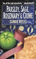 Parsley, Sage, Rosemary and Crime: A Pennsylvania Dutch Mystery with Recipes (Pennsylvania Dutch Mysteries with Recipes) Cover