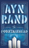The Fountainhead Cover