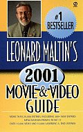 Leonard Maltins Movie & Video Guide 2001