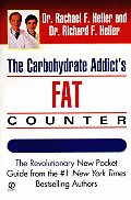 Carbohydrate Addict's Fat Counter