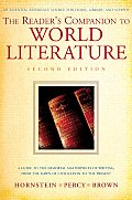 Readers Companion To World Literature