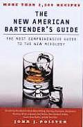 The New American Bartender's Guide Cover