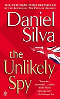 The Unlikely Spy Cover