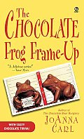Chocolate Frog Frame Up A Chocoholic M