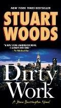 Dirty Work (Stone Barrington Novels) Cover