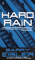 Hard Rain (John Rain Thrillers) Cover