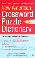 New American Crossword Puzzle Dictionary 3rd Edition