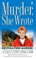 Destination Murder Murder She Wrote
