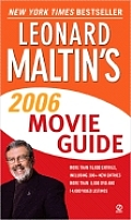 Leonard Maltin's 2006 Movie Guide (Leonard Maltin's Movie & Video Guide) Cover
