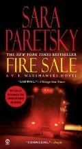 Fire Sale V I Warshawski