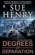 Degrees of Separation A Jessie Arnold Mystery