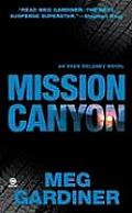 Mission Canyon (Evan Delaney Mysteries) Cover