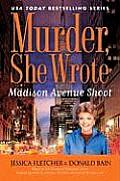 Murder She Wrote Madison Avenue Shoot