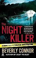 The Night Killer (Diane Fallon Forensic Investigations) Cover