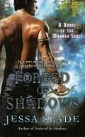 Forged of Shadows (Signet Eclipse) Cover
