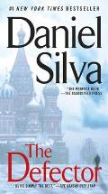 The Defector (Gabriel Allon Novels) Cover