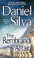The Rembrandt Affair (Gabriel Allon) Cover