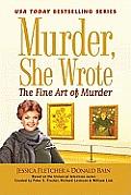 The Fine Art of Murder (Murder She Wrote)