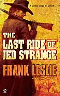 Last Ride of Jed Strange