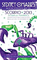 Sydney Omarr's Day-by-Day Astrological Guide for the Year 2013: Scorpio Cover