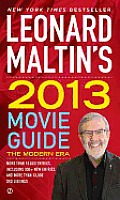 Leonard Maltin's Movie Guide: The Modern Era (Leonard Maltin's Movie Guide) Cover