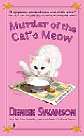 Murder of the Cat's Meow: A Scumble River Mystery