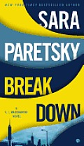 Breakdown: A V.I. Warshawski Novel (V.I. Warshawski Novel) Cover