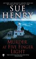 Murder at Five Finger Light A Jessie Arnold Mystery
