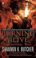 Burning Alive Sentinel Wars 01