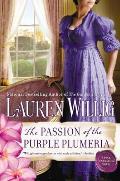 The Passion of the Purple Plumeria