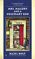 Mrs. Malory and a Necessary End (Mrs. Malory Mystery) Cover