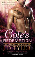 Coles Redemption An Alpha Pack Novel