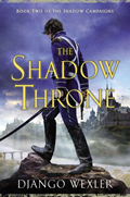 Shadow Throne Shadow Campaigns Book 2