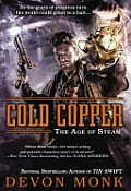 Age of Steam #3: Cold Copper Cover