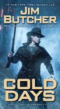 Cold Days Dresden Files 14