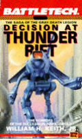 Decision At Thunder Rift Battletech