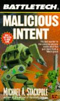 Malicious Intent Battletech 24